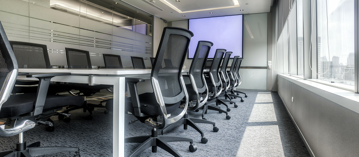 header space commercial boardroom